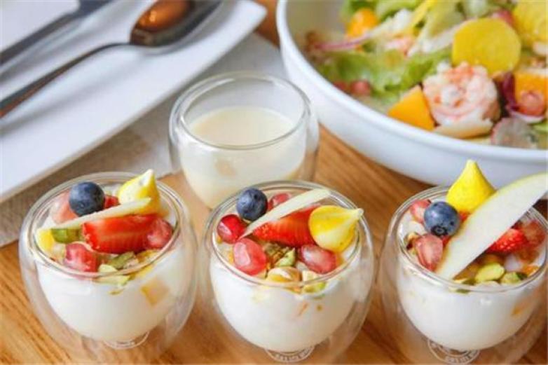 悠品手工酸奶加盟