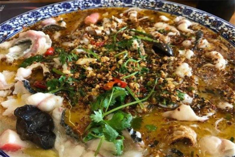 鲁智笙酸菜鱼加盟