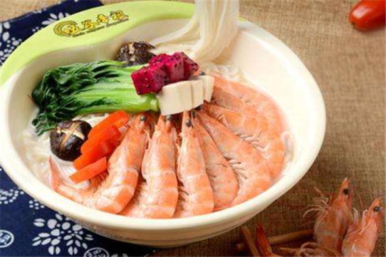 五谷杂粮养生鱼粉加盟