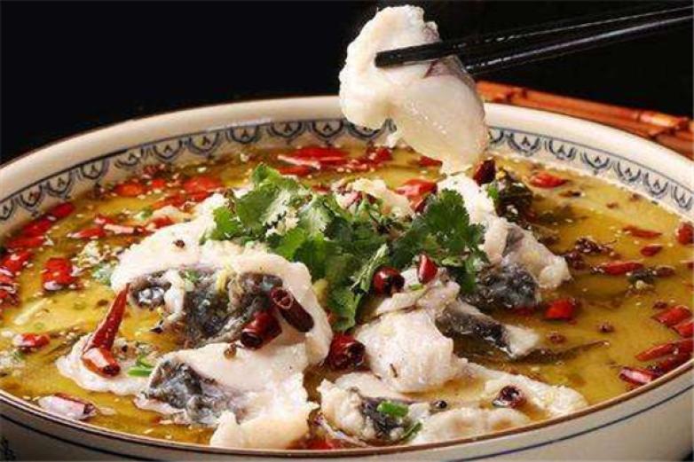 杨季酸菜鱼米饭加盟