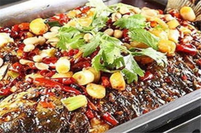 佳园重庆烤鱼加盟