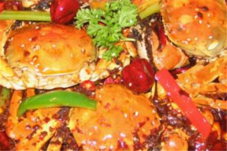 干锅香辣蟹加盟