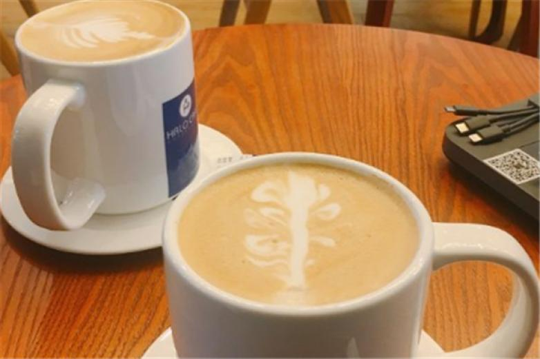 HALO CAFE加盟