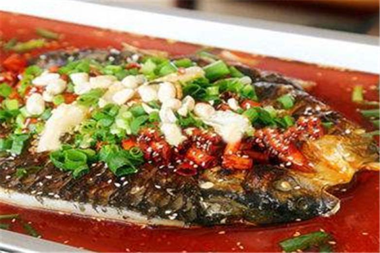 泰鱼烤全鱼加盟