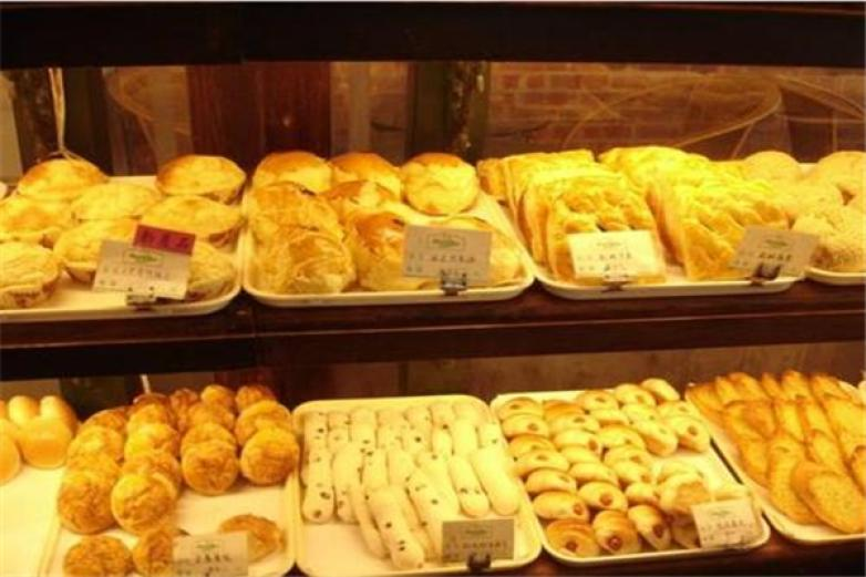 美心面包加盟