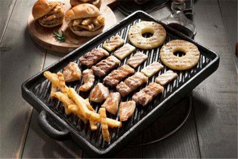 熨斗烤肉加盟
