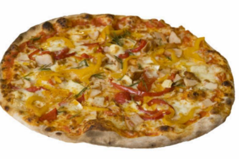 火鬼披萨加盟