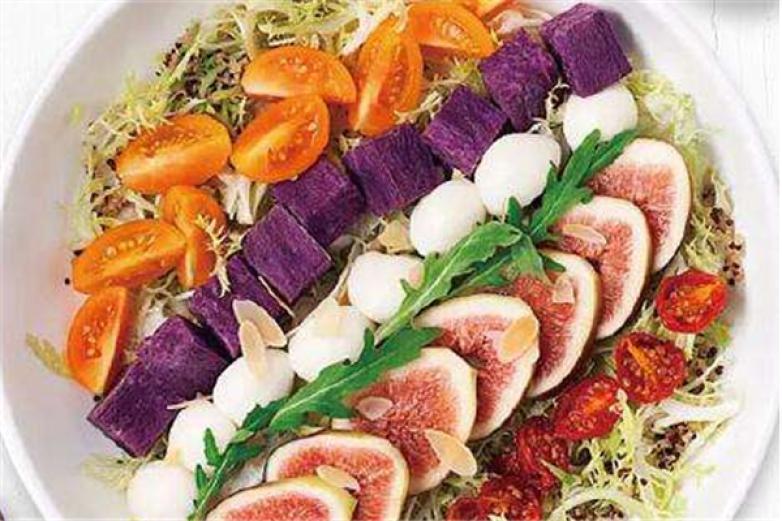 蔬季轻食加盟