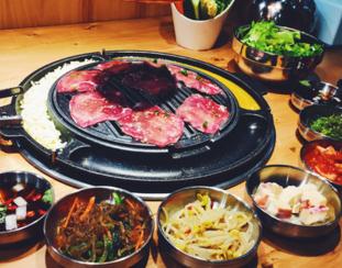 北京特色铁板烤肉