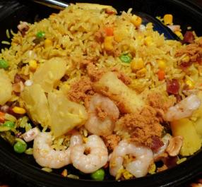 兰香叶泰国香锅菜