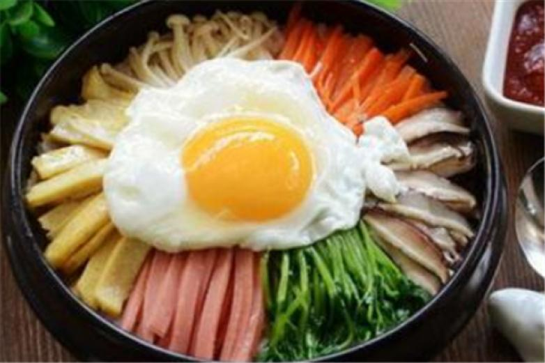 比缤巴韩国拌饭加盟
