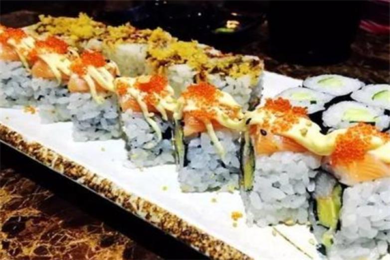 米彩料理寿司加盟