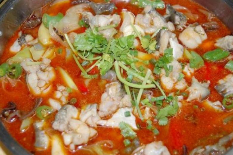 百味生态鱼火锅加盟