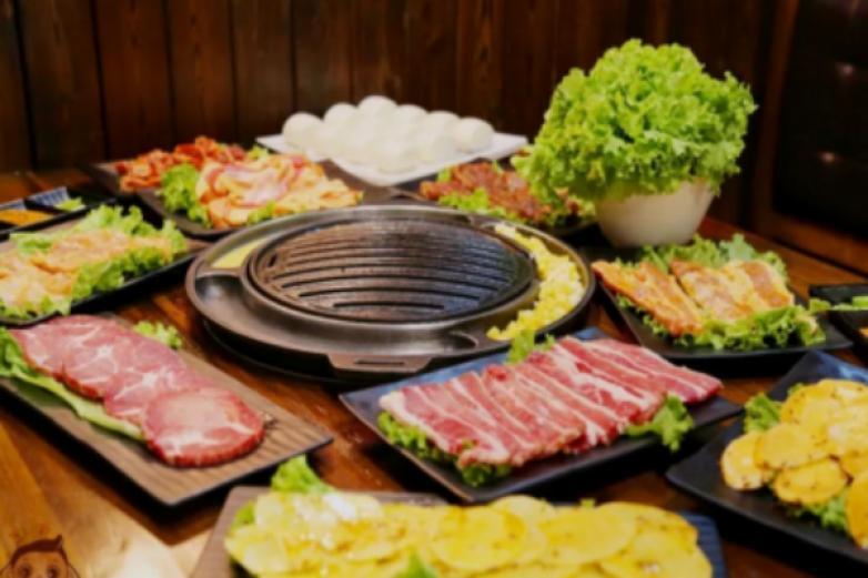 炭宝贝炭火烤肉加盟