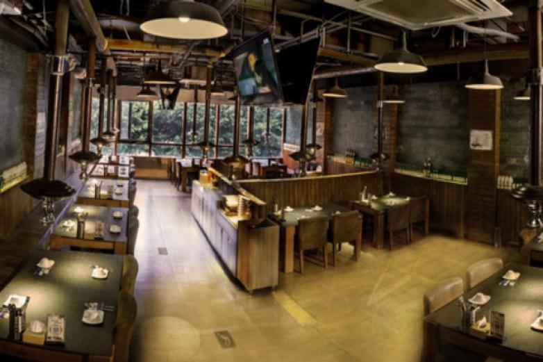 汉江川韩式烤肉加盟