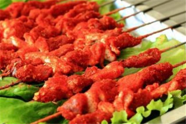 香辣鲜自助烤肉加盟