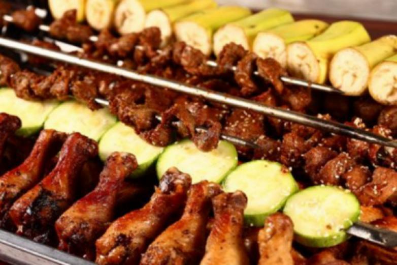 巴西烤肉烧烤自助加盟