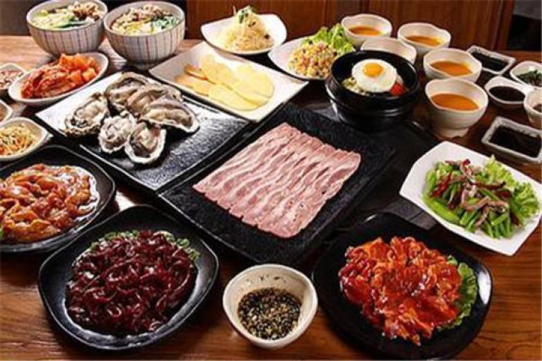 韩林炭烤烤肉加盟
