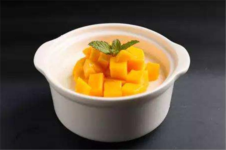 芒果制造甜品加盟