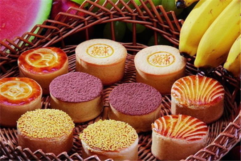 悦食烘焙甜品加盟