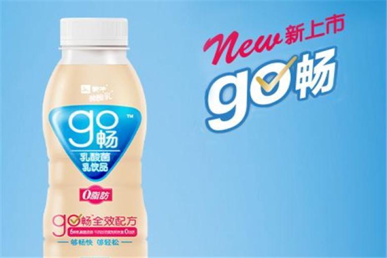 蒙牛Go畅乳酸菌饮品加盟