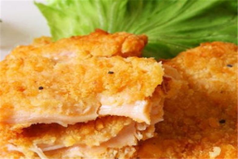 鸡排西施:炸鸡加盟首选品牌!