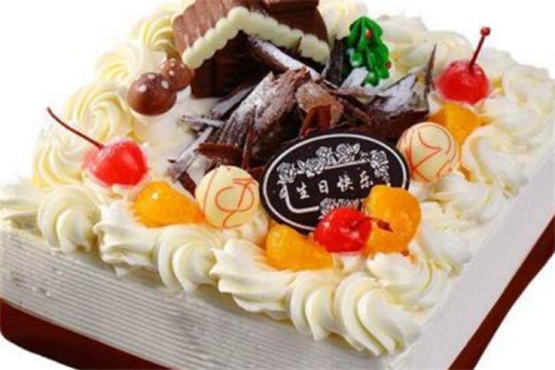 美食乐蛋糕加盟