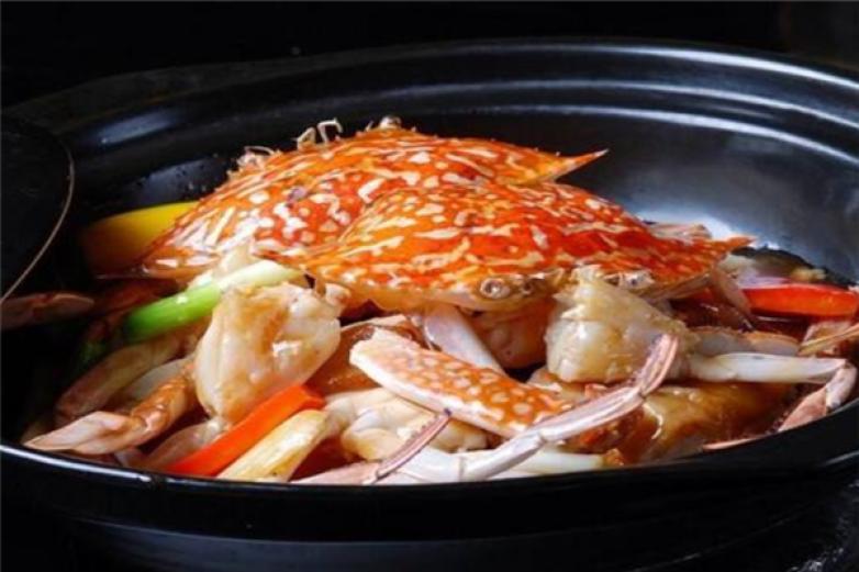 蟹蟹米蟹煲饭加盟