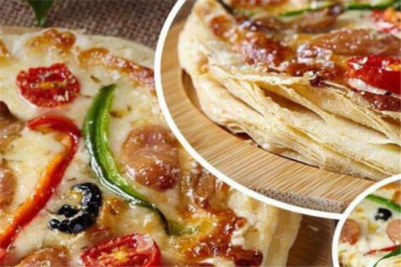 美味溢口披萨加盟