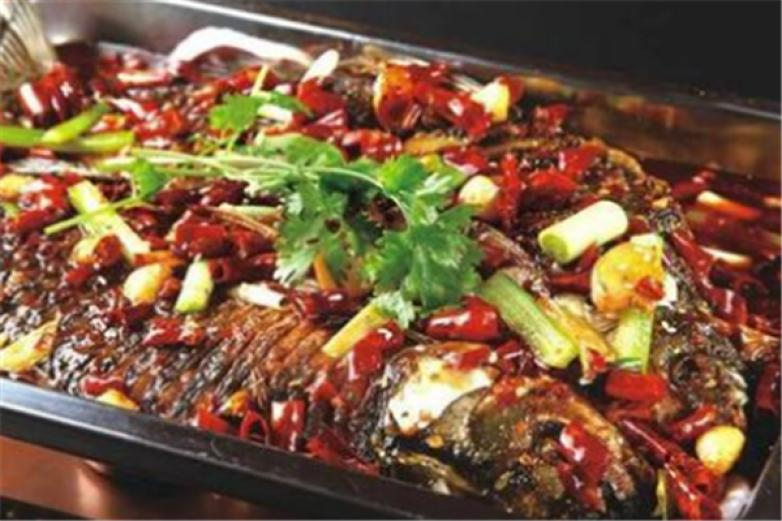 尚江记烤鱼加盟