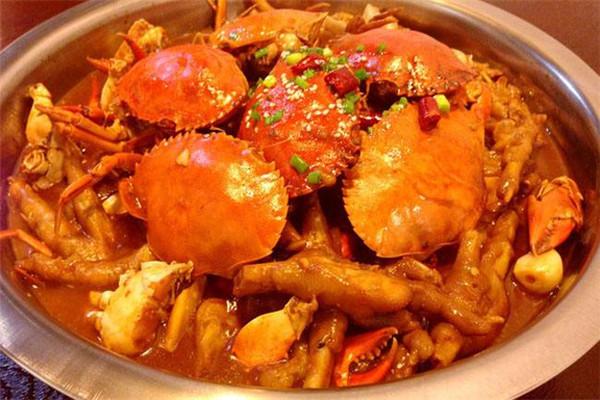 馋胖肉蟹煲怎么加盟