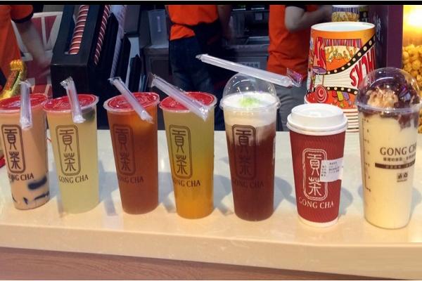 贡茶加盟店需要多少钱