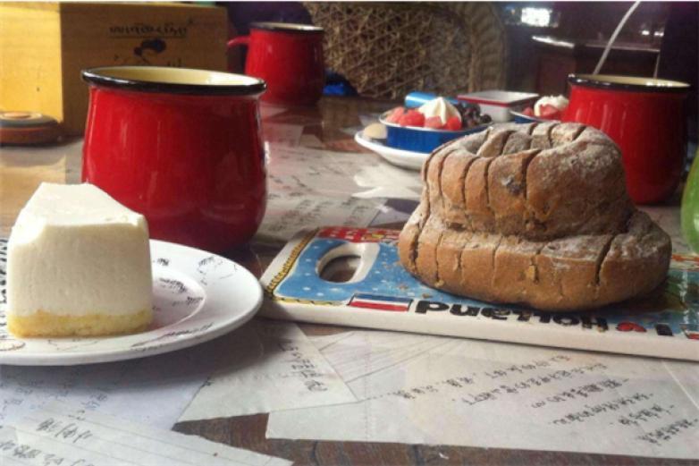 阿可丁藏式面包坊加盟