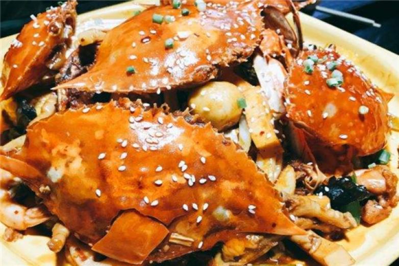 哒蟹肉蟹煲加盟