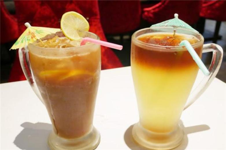 烧柠奶茶加盟
