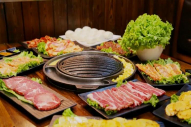 大韩情缘炭火烤肉加盟