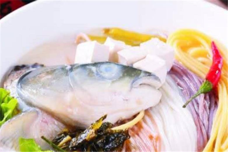 渔家煮意五谷鱼粉加盟