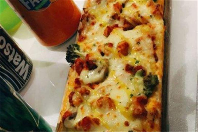 派派味哩披薩加盟