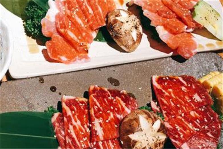 正宗日式烤肉加盟