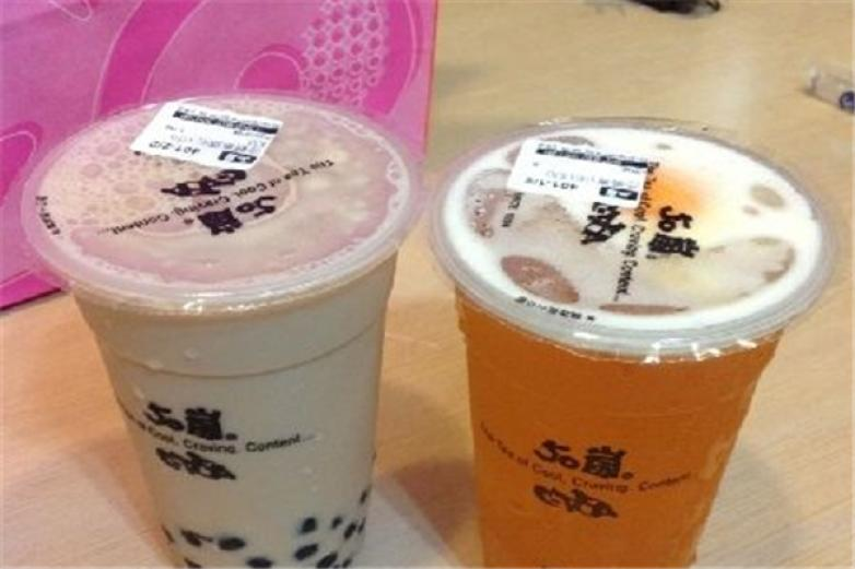 上海50岚奶茶加盟