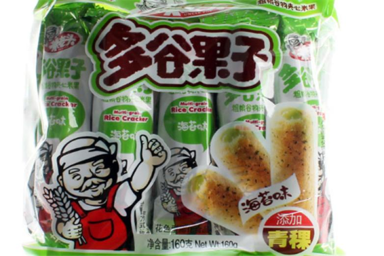 米老头休闲食品零食加盟