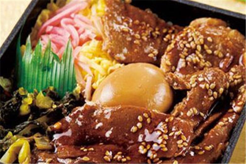日式便当快餐加盟