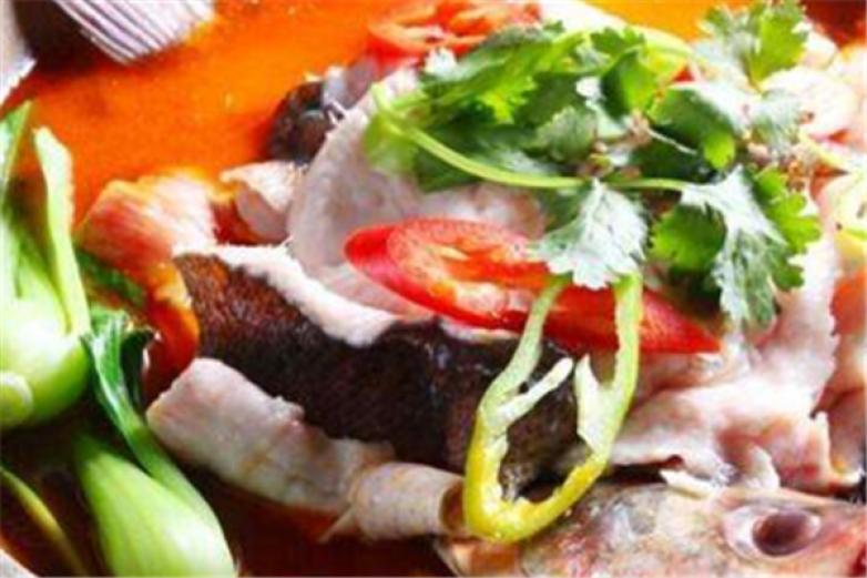 鱼品记蒸汽石锅鱼快餐加盟