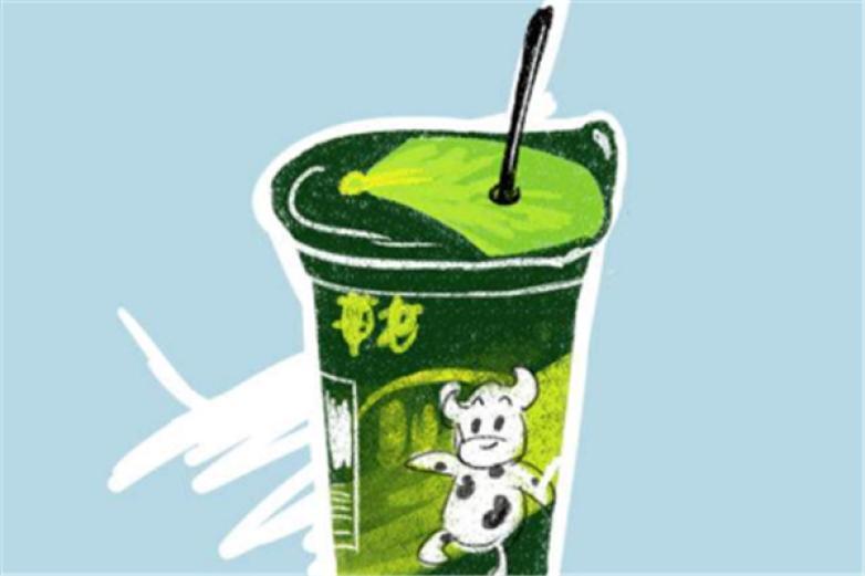 华农酸奶饮品加盟