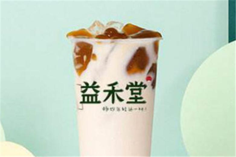 益禾烤奶奶茶加盟