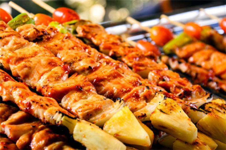 西昌火盆燒烤店加盟