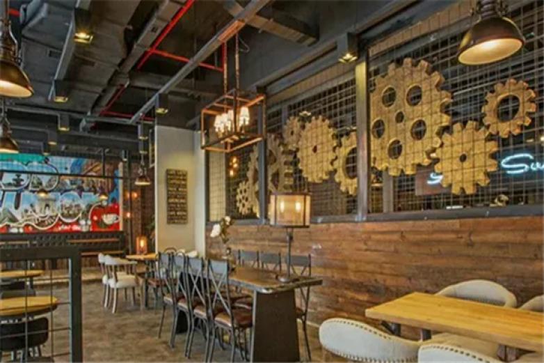 新店咖啡馆加盟