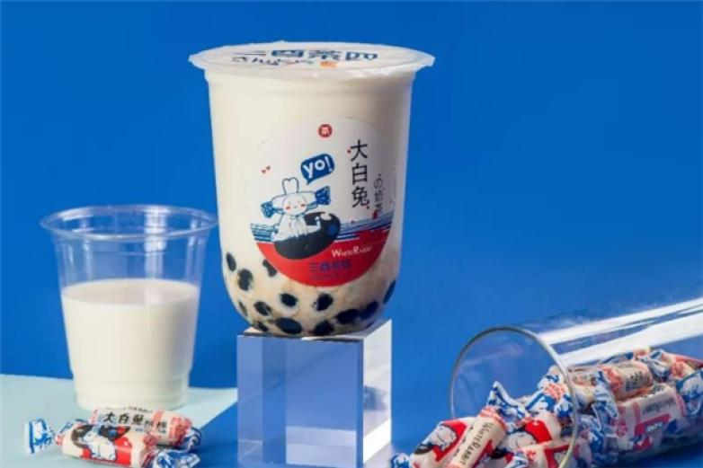 大白兔奶茶甜品站加盟