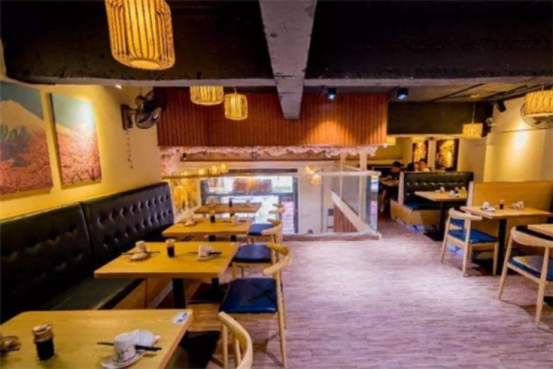三文魚壽司店加盟