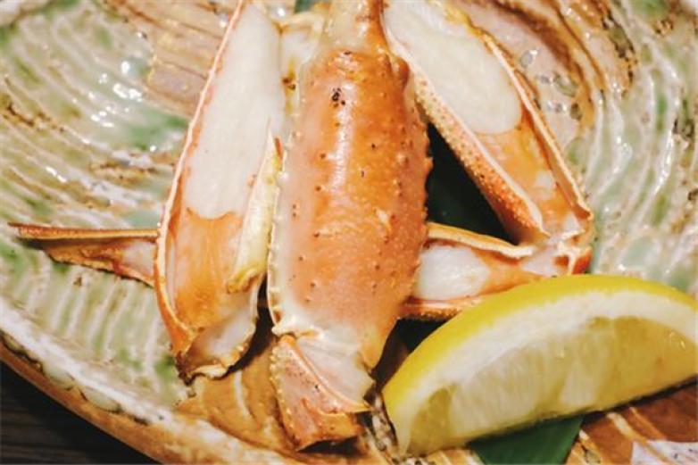 蟹道樂日本料理加盟